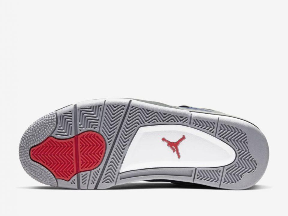 "Air Jordan 4 ""WNTR"" Coming Soon: Official Photos Revealed"